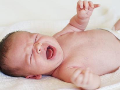 10 skutecznych porad na kolkę u niemowlęcia
