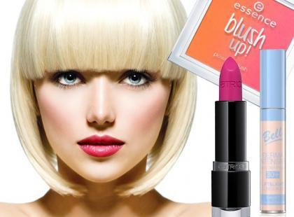 10 tanich hitów kosmetycznych do makijażu!