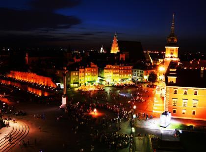 10 turystycznych miejsc, które warto zobaczyć w Warszawie