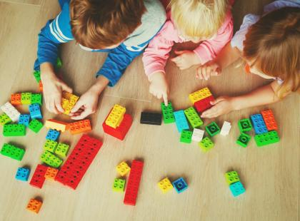 10 zasad udanej zabawy z dzieckiem