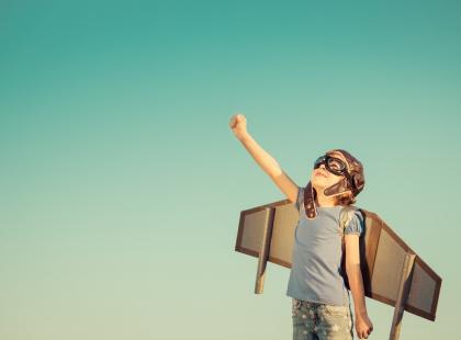 1000 pomysłów na minutę – dlaczego warto wspierać rozwój wyobraźni dziecka?