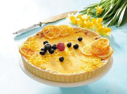 104 przepisy na pyszne tarty: na słodko i na słono