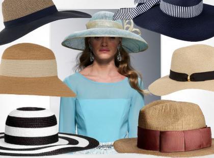 11 modnych kapeluszy na tegoroczne lato