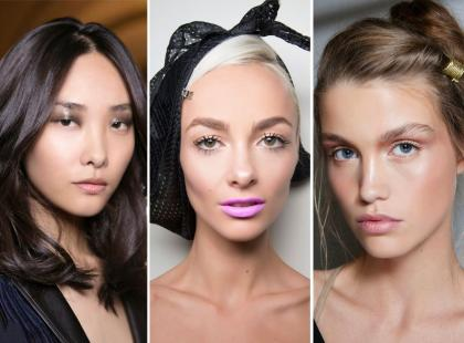 11 najmodniejszych makijaży na wiosnę 2016
