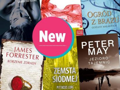 11 nowości książkowych na marzec