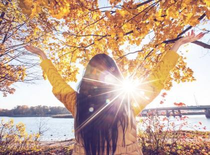 11 pięknych zdjęć z całego świata, za które choć trochę polubisz jesień