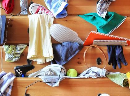 11 przedmiotów, które natychmiast powinnaś wyrzucić ze swojego domu