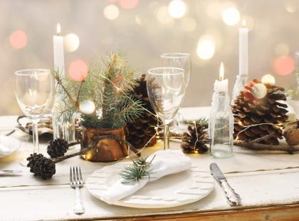 11 rad, które pomogą Ci udekorować wigilijny stół - zgodnie z tradycją i elegancko