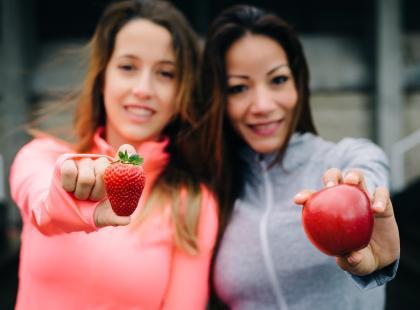 11 warzyw i owoców, które powinnaś włączyć do diety, jeżeli chcesz schudnąć