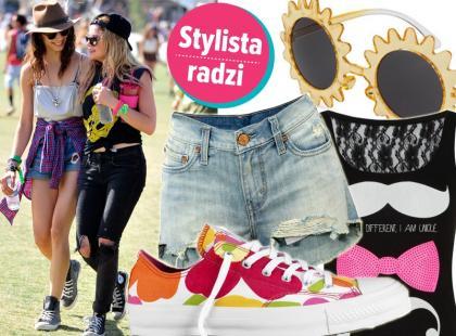 12 modnych hitów, które musisz wziąć ze sobą na festiwal