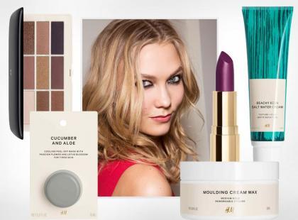 12 najlepszych kosmetyków z najnowszej kolekcji H&M!