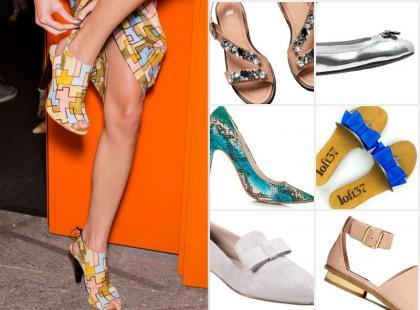 12 par butów, które powinnaś mieć w swojej szafie latem