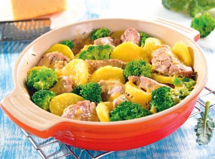 12 przepisów na smaczne i zdrowe dania z brokułami