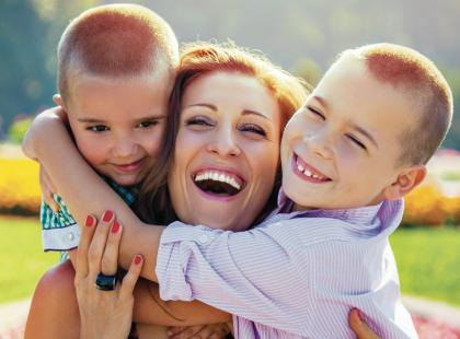 12 rzeczy, których każda mama powinna nauczyć syna