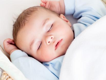 12 sposobów by maluch dobrze spał