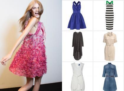 12 sukienek, które musisz mieć tej wiosny!