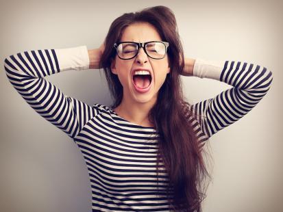 12 twarzy złości, czyli jak kłócą się różne znaki zodiaku