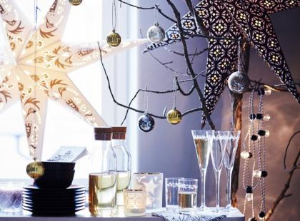 14 inspirujących pomysłów na świąteczną aranżację wnętrz