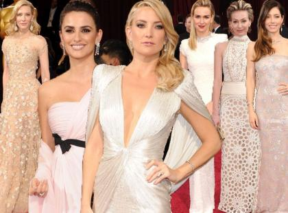 14 ślubnych inspiracji z rozdania Oscarów 2014