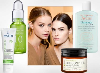 14 sprawdzonych kosmetyków na niedoskonałości