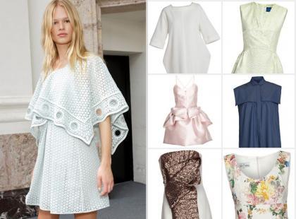 14 sukienek od polskich projektantów na wyjątkowe okazje