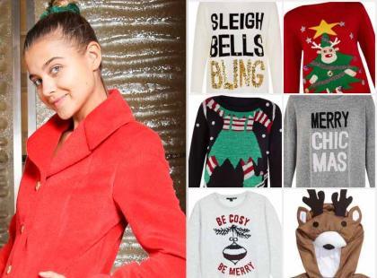 14 zabawnych sweterków ze świątecznym motywem od 39 zł