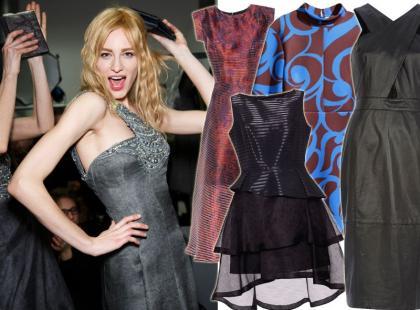 15 ekstrawaganckich sukienek na studniówkę od 39 złotych