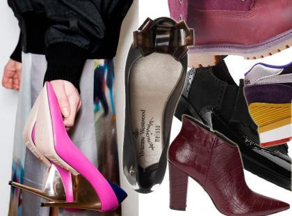 15 modeli butów, które chcemy mieć w swojej szafie jesienią