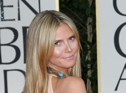 15 naturalnych fryzur Heidi Klum!