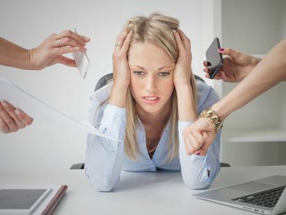 15 rzeczy, które najbardziej dekoncentrują nas w pracy