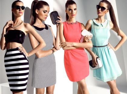 15 seksownych stylizacji od Mohito na lato 2013
