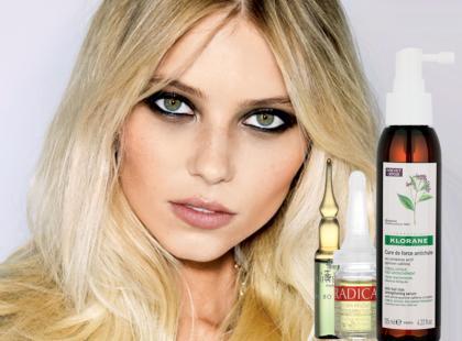 16 kosmetyków przeciw wypadaniu włosów - test!