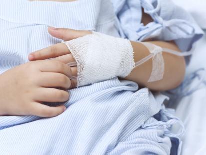16-miesięczna dziewczynka zatruła się amfetaminą z jajka z niespodzianką. Jak do tego doszło?
