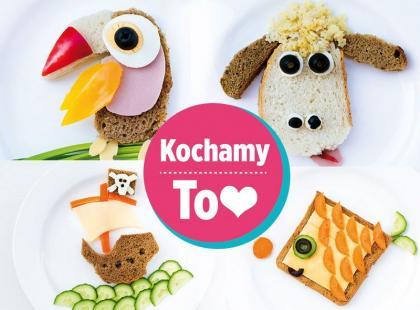 16 pomysłów na zabawne kanapki dla dzieci