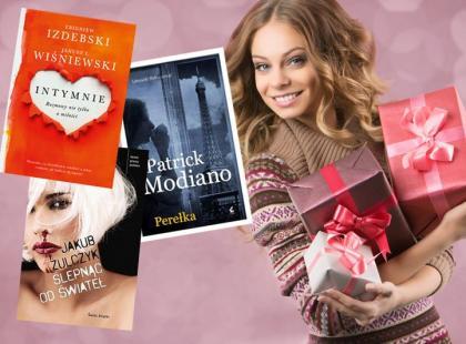 18 książek na mikołajkowy prezent dla niej