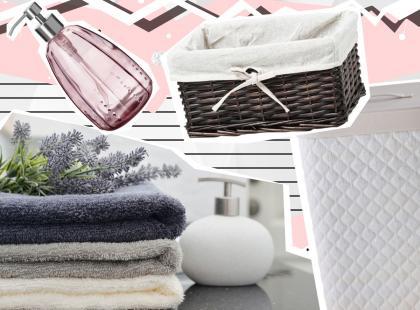18 najciekawszych akcesoriów łazienkowych z polskich sklepów