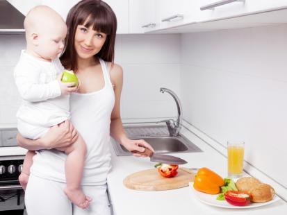 18 sposobów, by dziecko polubiło warzywa