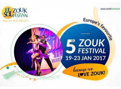 19-22 stycznia Warszawę opanują karaibskie rytmy - El Sol Zouk Festival