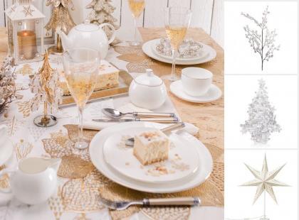 19 białych ozdób i gadżetów na Boże Narodzenie