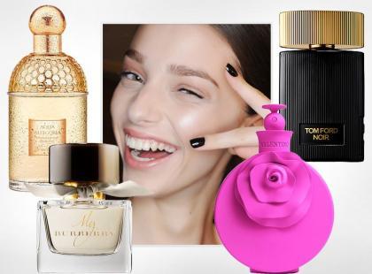 19 modnych zapachów na jesień 2015