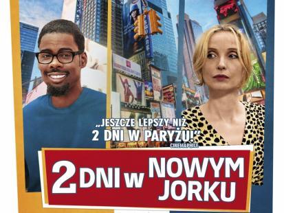 """""""2 dni w Nowym Jorku"""" już na DVD"""