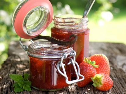 2 przepisy na truskawkowe przetwory bez cukru