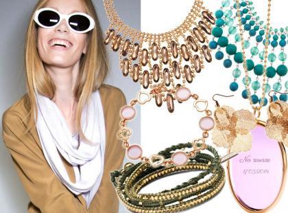 20 biżuteryjnych dodatków na Dzień Kobiet
