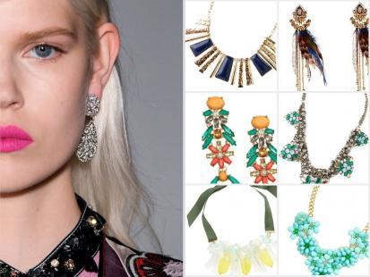 20 biżuteryjnych dodatków na lato 2015