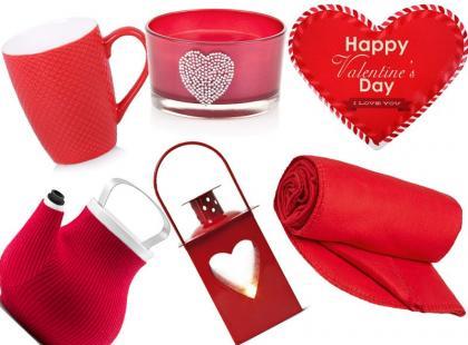 20 czerwonych dodatków na Walentynki