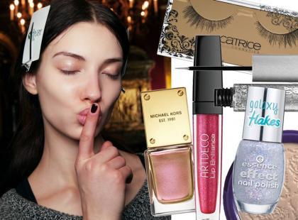 20 kosmetyków idealnych na sylwestra