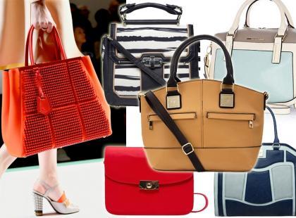 20 modnych torebek na wiosnę 2013