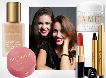 20 najbardziej znanych kosmetyków na świecie