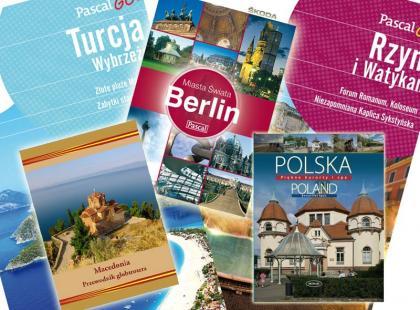 20 najciekawszych przewodników turystycznych