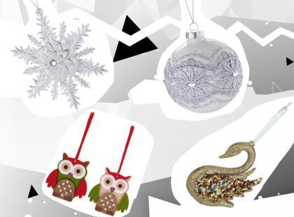 20 najładniejszych ozdób choinkowych z kolekcji 2016